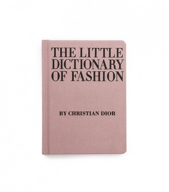 Books with Style The Little Dictionary of Fashion