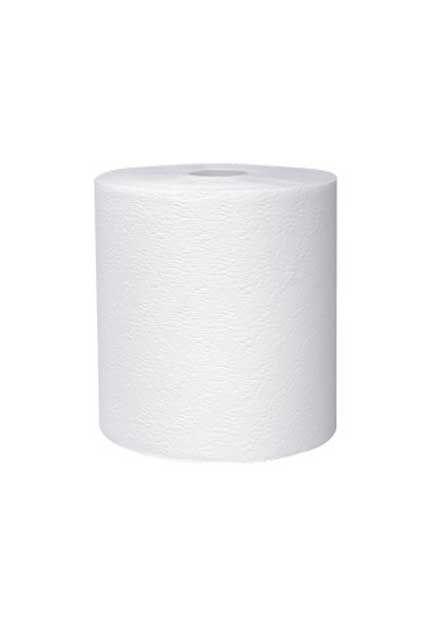 Kleenex, 600' hand roll towels: 6 rolls of 600', hand roll towels
