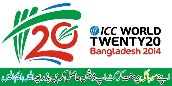Free Live Cricket Updates via SMS