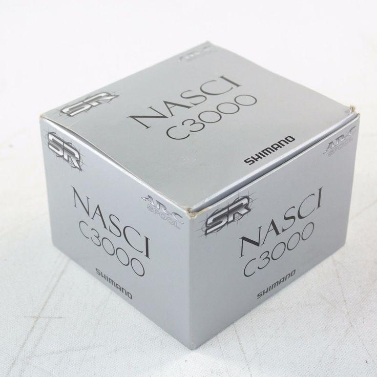 Shimano Nasci C3000 Spinning Reel - https://lostparcels.com/parcel-company-3/uncategorized/shimano-nasci-c3000-spinning-reel/