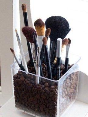 makeup mayhem - 5 cute #organization ideas for your teenage girl's bathroom!