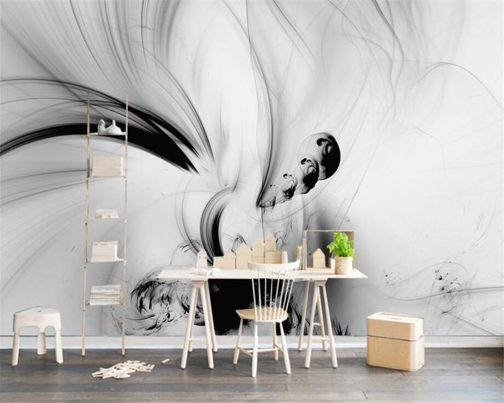 Beibehang Custom Wallpaper Living Room Bedroom Mural European Style  Abstraction Fantasy Background Wall 3d Wallpaper For Part 83