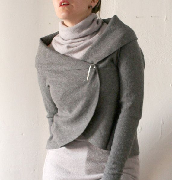 Best 25  Wrap sweater ideas on Pinterest | Knit vest, Sweater ...