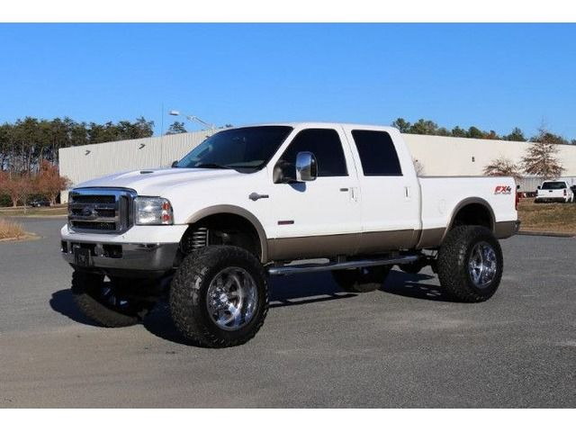 2007 Ford F 250 Super Duty With Images Lifted Trucks