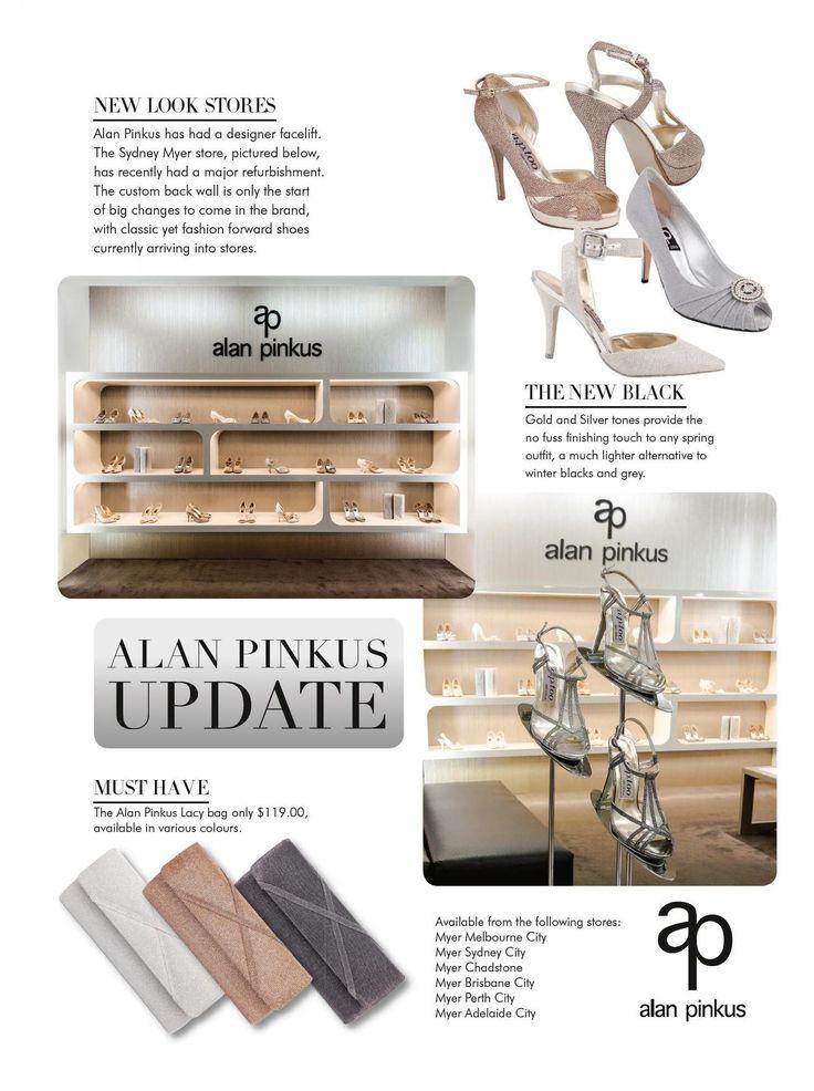MYER Emporium - Spring 2014 Issue http://www.alanpinkus.com.au/