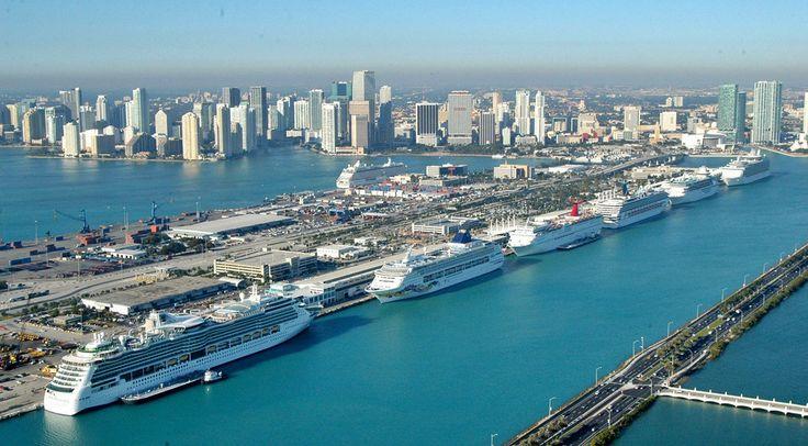 PortMiami ha chiuso lo scorso 30 settembre l'anno fiscale 2016-2017 con il numero record di 5,3 milioni di passeggeri movimentati, il più alto in assoluto del mondo.Miami resta il principale centro crocieris