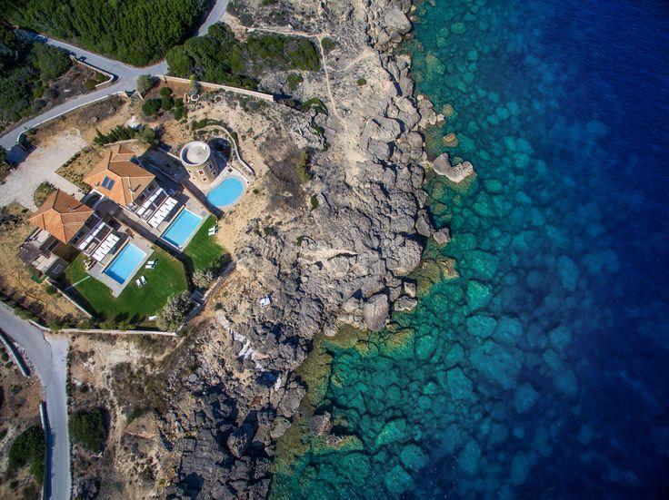 Sea Gems Beach Villas in Porto Roma (Vasilikos) Zakynthos Island Greece