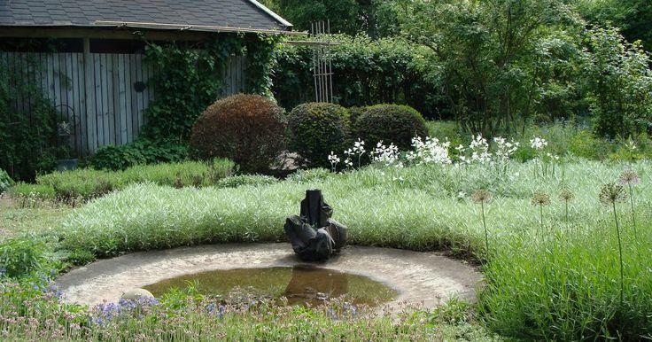 Kreativ trädgårdsdesign för små och stora trädgårdar