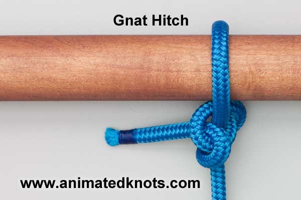 Animation: Gnat Hitch Tying (Various)