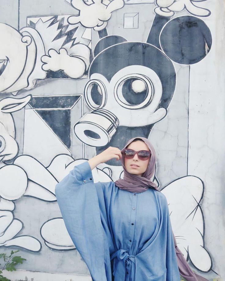 Noor Tagouri hijabi
