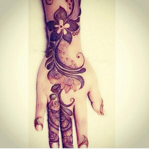#saudi_arabia #henna #henna_art