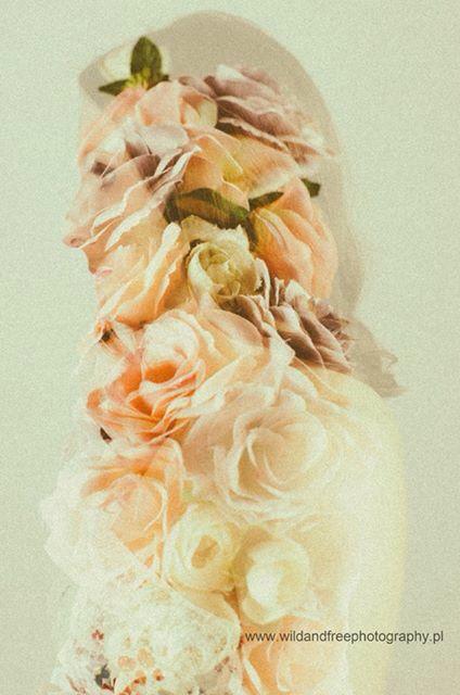 Podwójna ekspozycja #boho #portrait #portret