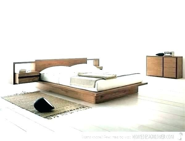Low Height Bed Low Height Bed Frame Modern Profile Beds Of Bedside
