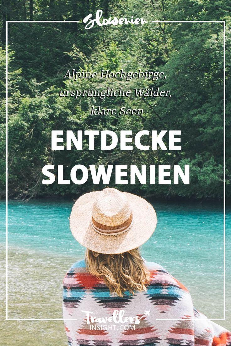 Slowenien-Rundreise: Ein Roadtrip voller Abenteuer