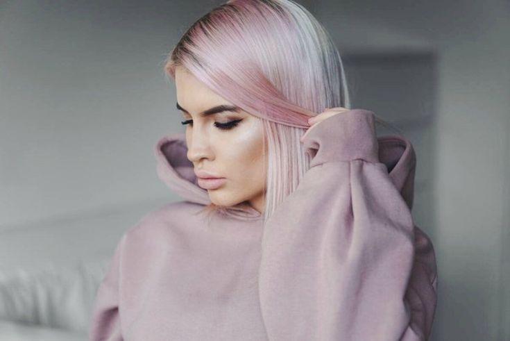 best 25 rose blonde ideas on pinterest blonde rose gold hair rose hair color and rose blonde. Black Bedroom Furniture Sets. Home Design Ideas