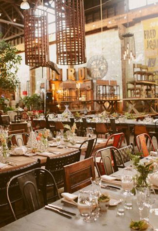 Big Daddy's Antiques in California | 22 Of The Coolest Places To Get Married In America
