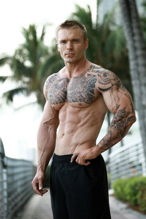 James Grage Mens Tattoos Pinterest Awesome Fitness