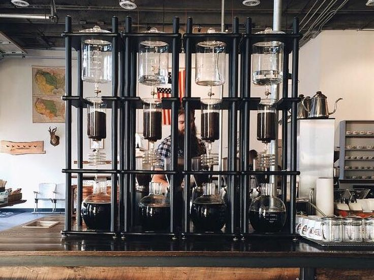 There are plenty of great spots to get that caffeine fix