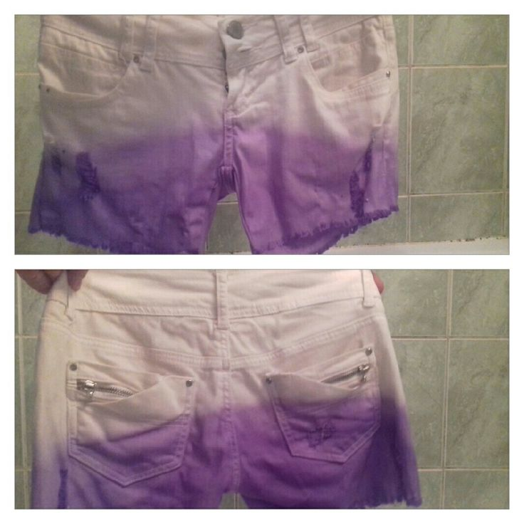 I paint this short💜💜💜