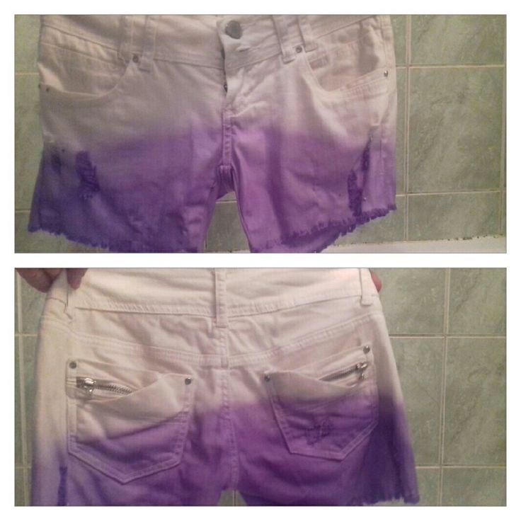 Lovely lavender purple short💜