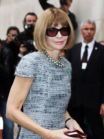 Vogue EIC Anna Wintour gives some GREAT career advice