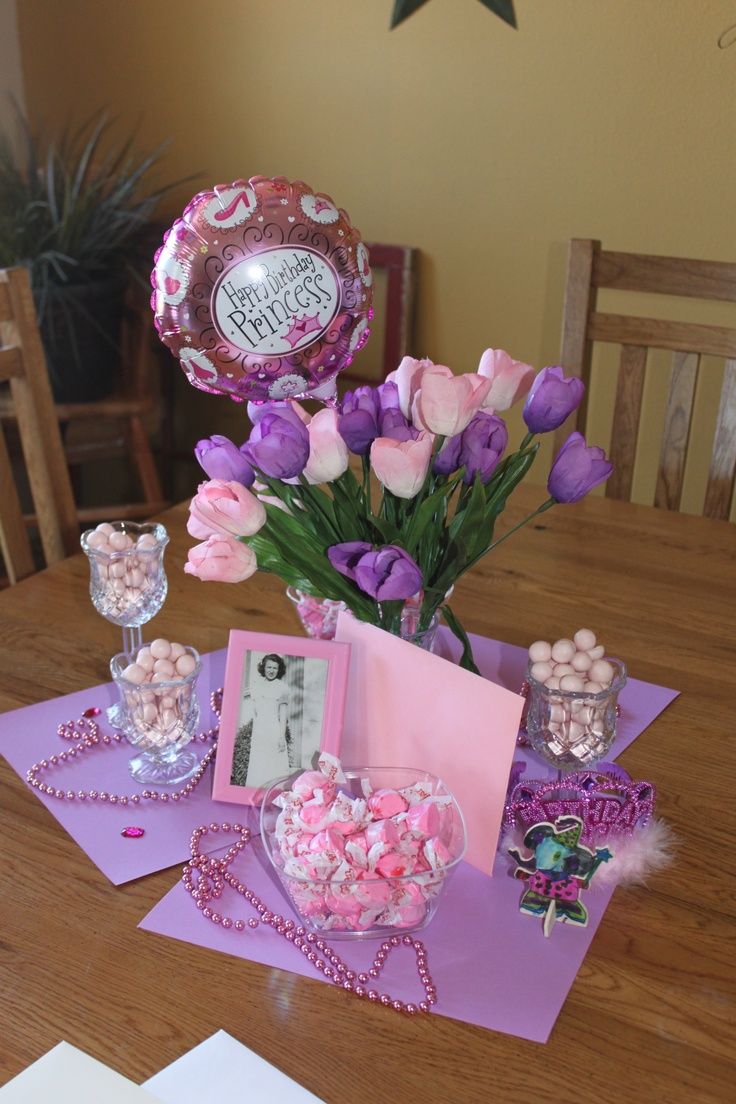 14 best Grandmas 80th Birthday Party images on Pinterest 80th