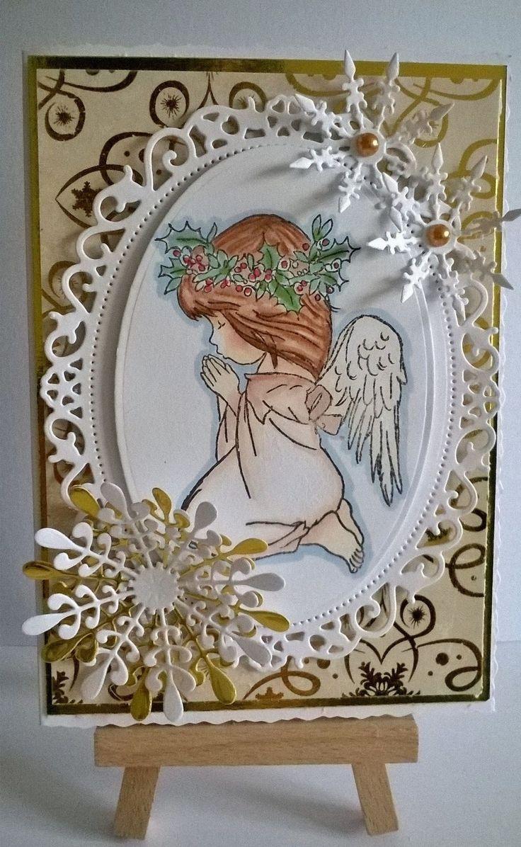 объемные открытки с ангелочками этой статье найдете