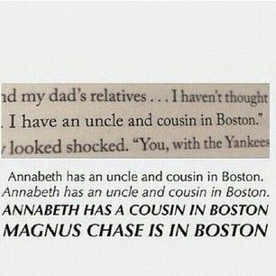 ANNABETH'S COUSIN IS IN THE NORSE SERIES! RIORDAN I DEMAND A CROSSOVER: KANE CHRONICLES, HEROES OF OLYMPUS AND THE NORSE ONE!!!!!!