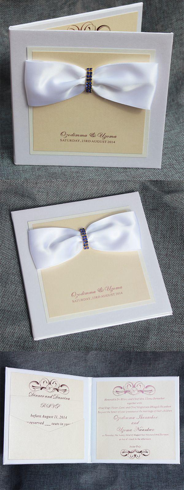 marriage invitation sms on mobile%0A Rhinestone Embellished Hardcover Invitations  Wedding