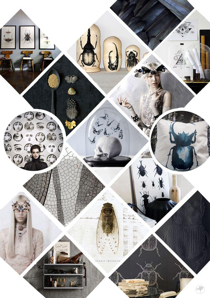 les 25 meilleures id es de la cat gorie planche tendance deco sur pinterest moodboards. Black Bedroom Furniture Sets. Home Design Ideas