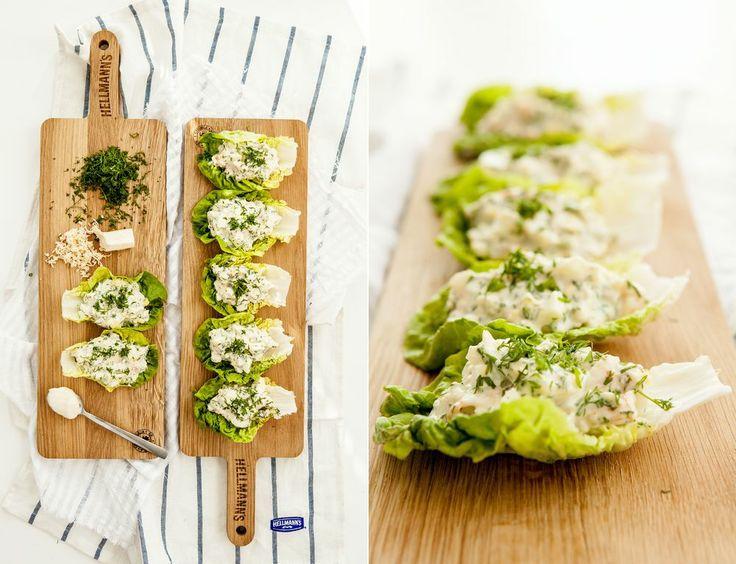 Egg & schrimps mixture with Horseradish - Ägg- & Räkröra med Pepparrot