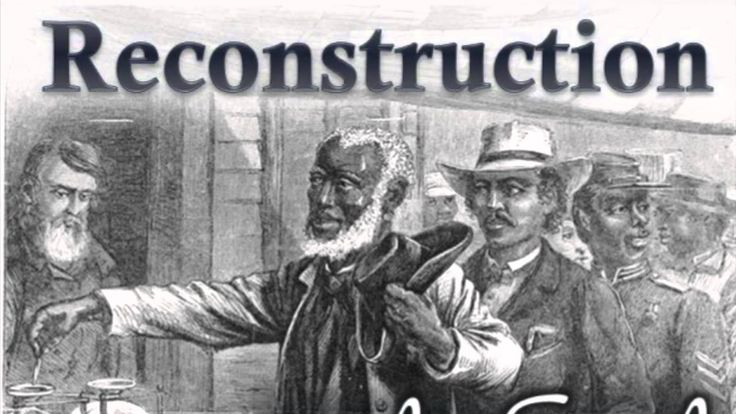 radical reconstruction Although presidents abraham lincoln and andrew johnson pursue a moderate course on reconstruction (generally called presidential reconstruction) by readmitting southern states into the.