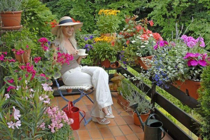 Balkone – neue Ideen für diesen Frühling # Balkone # ideal ein # neuer # Frühling   – Huis Decoraties