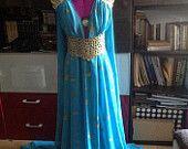 Daenerys Targaryen Qarth Dress belt and shoulderpieces Game of Thrones costume cosplay.