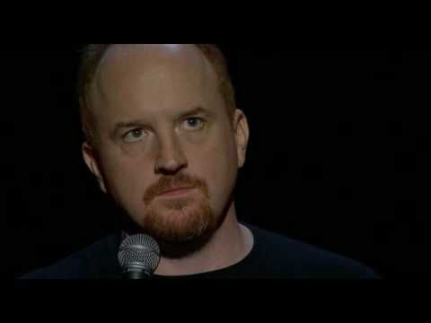 Louis C K Comedy: Children and Their Secrets