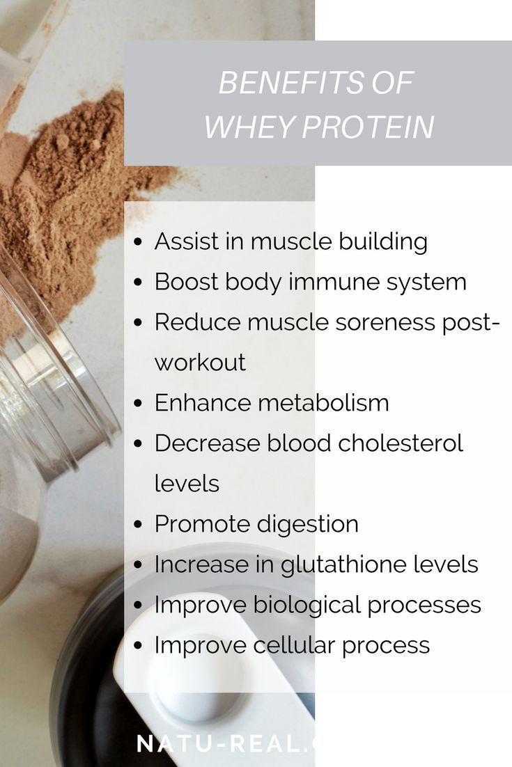 The benefits of whey protein are perfect for supporting a healthy lifestyle and weight loss goals. #health #fitness