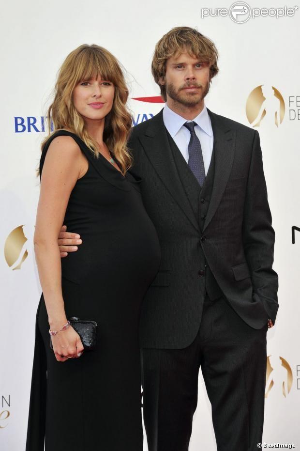 PHOTOS - Eric Christian Olsen et sa femme Sarah Wright ...