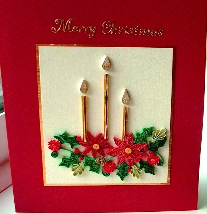 открытки к рождеству своими руками мастер класс быстро перейти