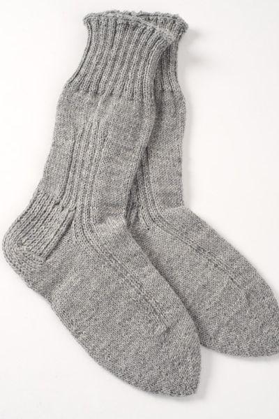 Pitkävartiset villasukat Novita 7 Veljestä | Novita knits