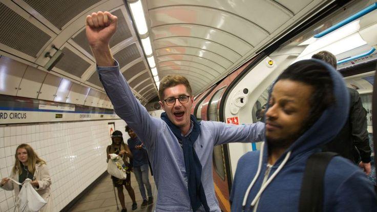 Night Tube: Jubilee Line service to begin - BBC News - http://advice2.top/sport/night-tube-jubilee-line-service-to-begin-bbc-news/