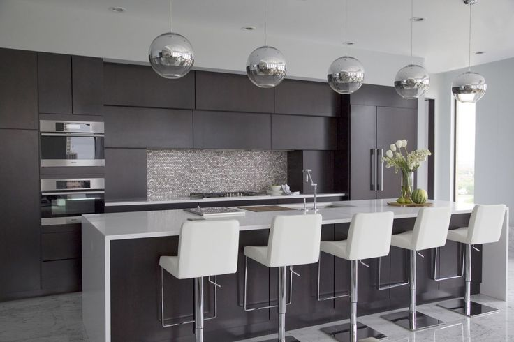 Kitchen - Modern - Kitchen - Images by Threshold Goods Design, LLC. | Wayfair