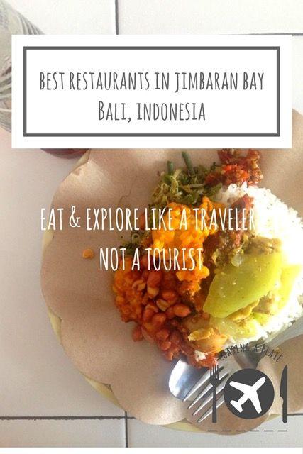 Best restaurants in Jimbaran Bay | Jimbaran seafood | Jimbaran Bay restaurants | Jimbaran Bay seafood | Menega Cafe | Bali guide | Bali travel guide | Travel in Bali | Things to see in Bali | Places to go in Bali |