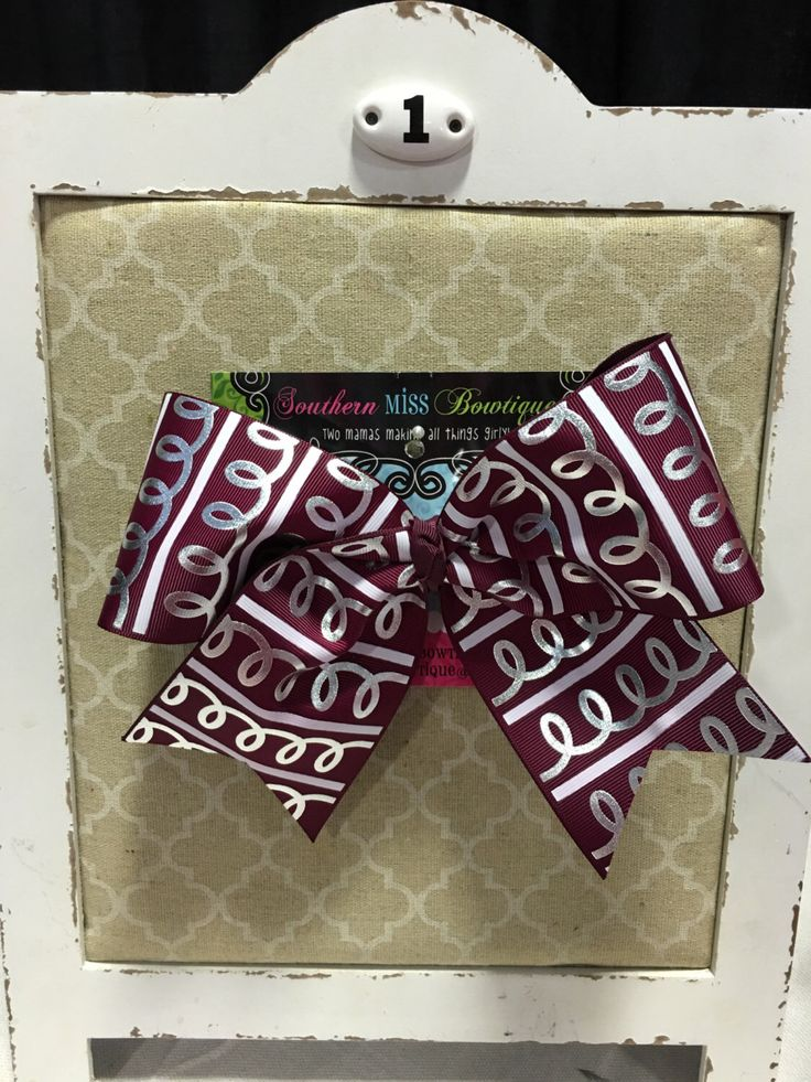 Maroon Cheer Bow, Cheer bow, Big Maroon Cheer bow, Maroon and silver Cheer Bow, Maroon cheer bow, cheer bow, Team Bow, bow, big bow, cheer by SouthernMissBowtique on Etsy https://www.etsy.com/listing/269893364/maroon-cheer-bow-cheer-bow-big-maroon
