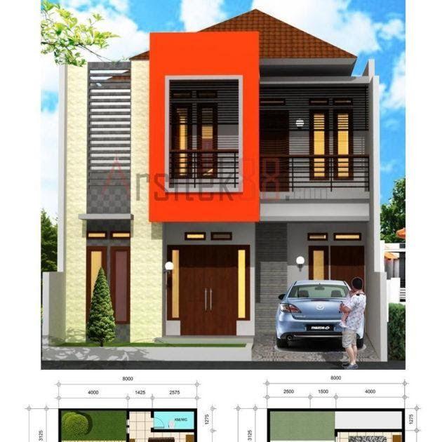 Inspirasi Gambar Denah Rumah Minimalis 2 Lantai Ukuran 6 X Desain Rumah Minimalis 2 Lantai 6 12 Untuk Keluarga Kecil Di 2020 Denah Rumah Rumah Minimalis Desain Rumah