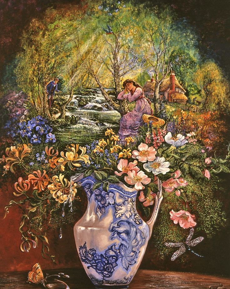 The Water Jug The Official Josephine Wall