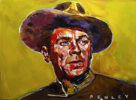 """Reagan"" by Steve Penley                                                                                                                                                                                 More"