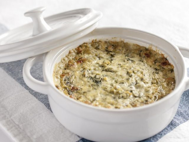 Crock Pot Spinach Artichoke Dip Food Network