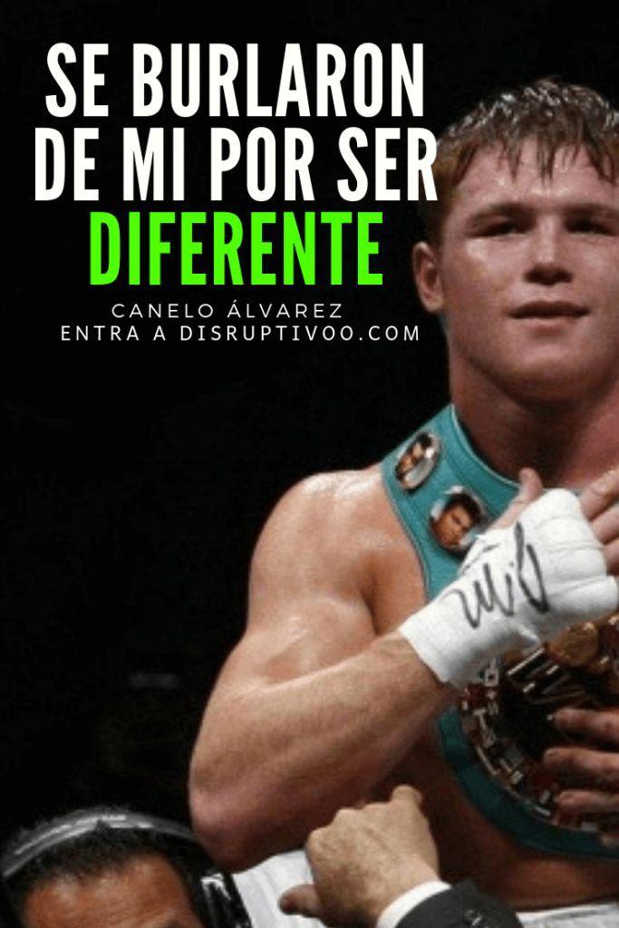 Top Inspírate Con Las Mejores 25 Frases Del Canelo álvarez Frases De Boxeo Frases Motivacion Deporte Frases