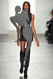 Duchamp inspired fashion
