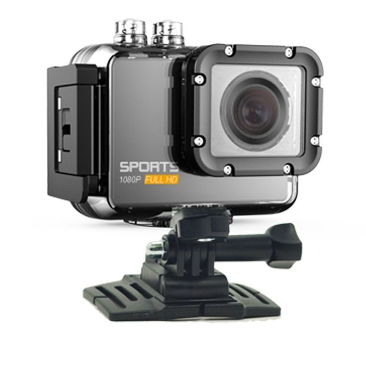 1080P Outdoor HD Sports Camera WiFi Mini Action Camcorder Video Camera Waterproof Sale - Banggood.com